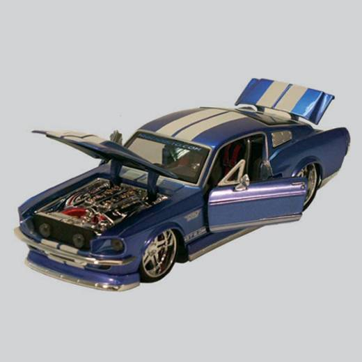 1:24 Modellauto ProRodz Ford Mustang GT´67