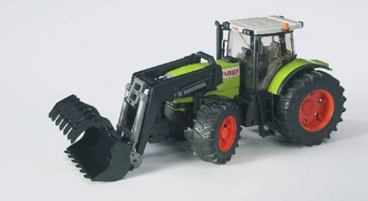Claas Atles 936 RZ mit Frontlader