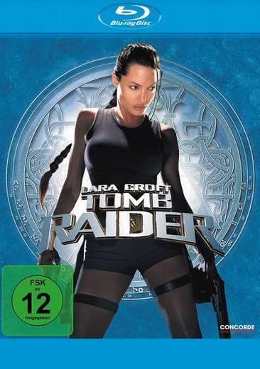 blu-ray Tomb Raider FSK: 12