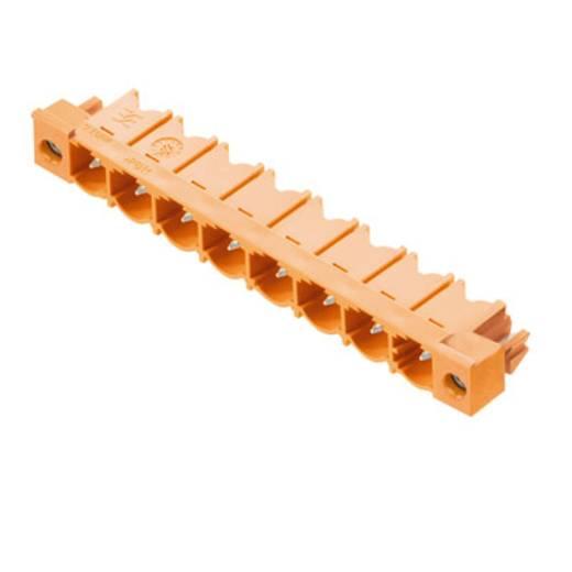Leiterplattensteckverbinder SL 7.62HP/09/90LF 3.2 SN OR BX Weidmüller Inhalt: 50 St.