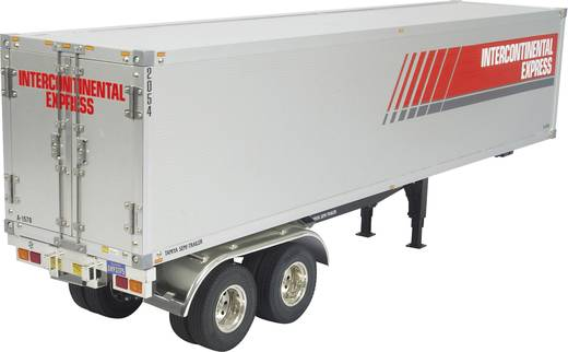 Tamiya 300056302 Intercontinental Express 1:14 Container-Auflieger