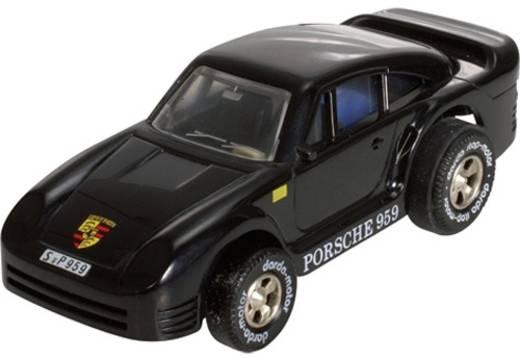 DARDA Aufziehauto Porsche schwarz