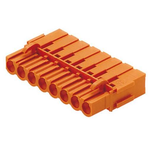Buchsengehäuse-Kabel BL/SL 5.08 Polzahl Gesamt 3 Weidmüller 1649380000 Rastermaß: 5.08 mm 100 St.