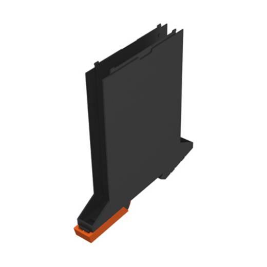 Hutschienen-Gehäuse Basiselement 107.4 x 12.5 x 109.3 Weidmüller CH20M12 B BK/OR 14 St.