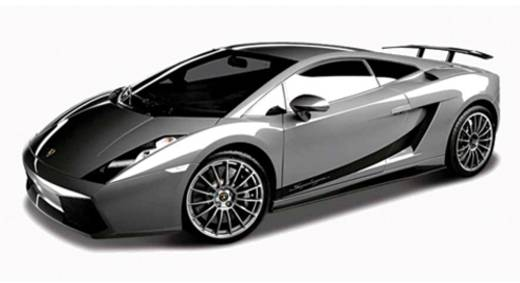 1:18 Lamborghini Gallardo Superlegerra