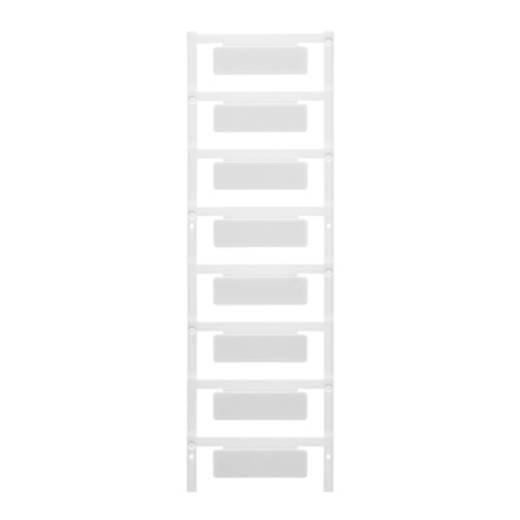 Gerätemarkierung Montage-Art: aufclipsen Beschriftungsfläche: 45 x 15 mm Passend für Serie Schilderrahmen Weiß Weidmülle