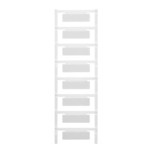 Gerätemarkierung Montageart: aufkleben Beschriftungsfläche: 45 x 15 mm Passend für Serie Geräte und Schaltgeräte, Universaleinsatz Grau Weidmüller CC 15/45 K MC NE GR 1111270000 Anzahl Markierer: 40 40 St.