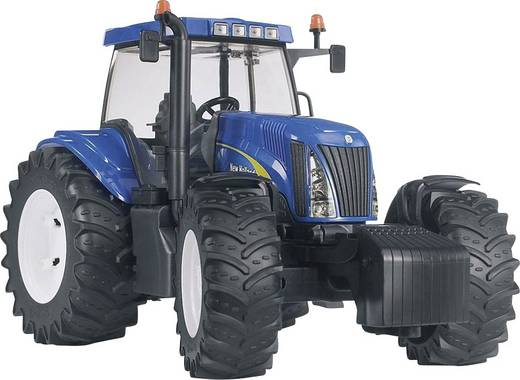 bruder New Holland T8040