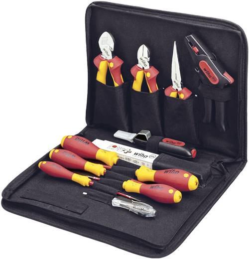 Wiha VDE 9300-025 36389 VDE Werkzeugset in Tasche 12teilig