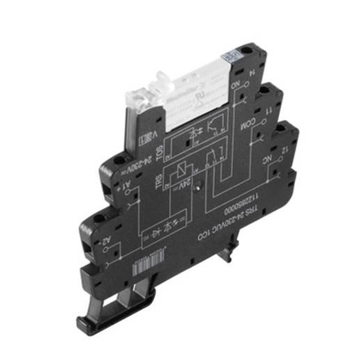 Koppelrelais 10 St. 230 V/DC, 230 V/AC, 24 V/DC, 24 V/AC 6 A 1 Wechsler Weidmüller TRS 24-230VUC 1CO