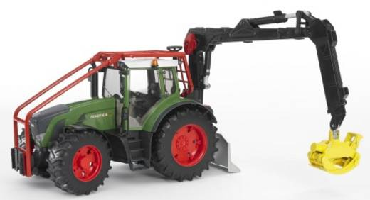 Bruder Fendt 936 Vario Forsttraktor