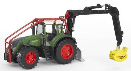 Fendt 936 Vario Forsttraktor