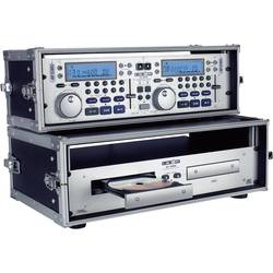 19-palcový rack 300122, 3 HE, hliník