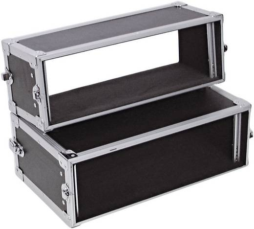 19 Zoll Rack 3 HE CD-Player-Case Aluminium inkl. Griff