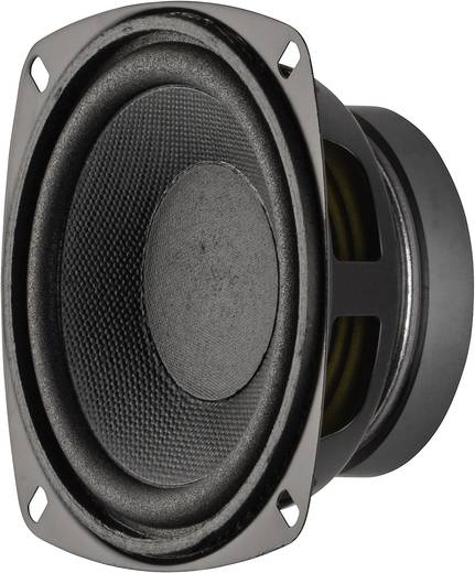 4.1 Zoll 10.5 cm Lautsprecher-Chassis SpeaKa Professional 75/90 75 W 8 Ω