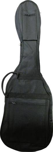 E-Bass Tasche 4/4 Größe MSA Musikinstrumente GB 15 Schwarz