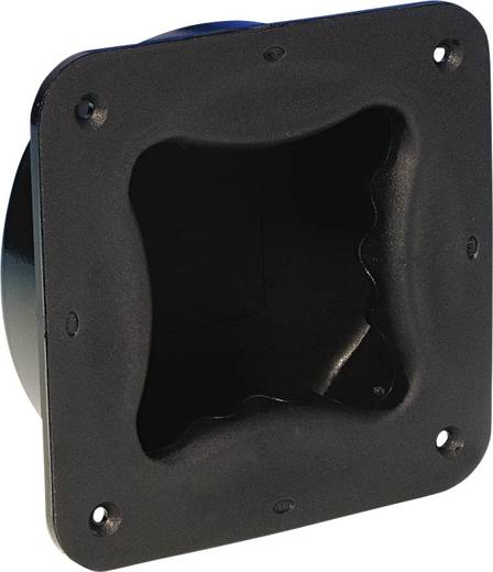 Boxengriff Kunststoff (L x B) 154 mm x 154 mm 3403CP