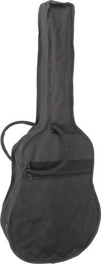 Konzertgitarrentasche MSA Musikinstrumente Schwarz
