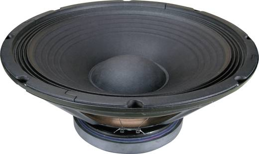 15 Zoll 38 cm Lautsprecher-Chassis 15-400 400 W 8 Ω