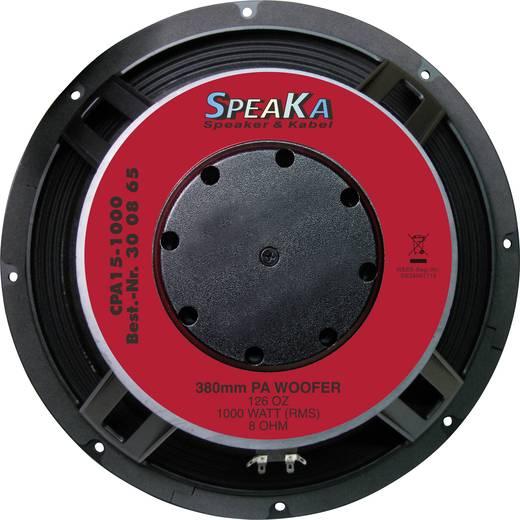 15 Zoll Lautsprecher-Chassis 15-1000 1000 W 8 Ω