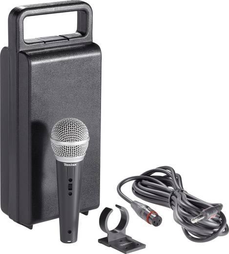 Hand Gesangs-Mikrofon DM-518 Übertragungsart:Kabelgebunden inkl. Klammer, inkl. Kabel