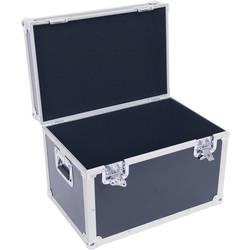 Transportný box/kufor Transportcase 30126715, (d x š x v) 400 x 800 x 400 mm, čierna/strieborná
