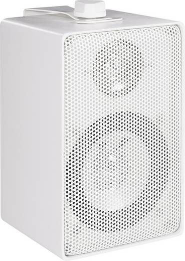 ELA-Lautsprecherbox SpeaKa WT-115T 16 W Weiß 1 St.