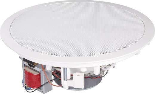 ELA-Einbaulautsprecher 200 MM 120 W 100 V Weiß 1 St.