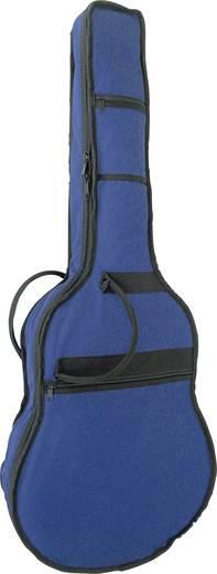 Westerngitarrentasche 4/4 Größe MSA Musikinstrumente GB 25 Dunkel-Blau