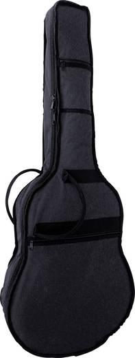 Konzertgitarrentasche 4/4 Größe MSA Musikinstrumente GB 10 Schwarz