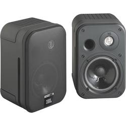 Pasívne monitory JBL Control 1, 10 cm (4 palca), 50 W, 1 pár, čierna