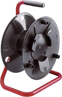 Kabelový buben, KTBK, až 100 m kabelu, černá/červená