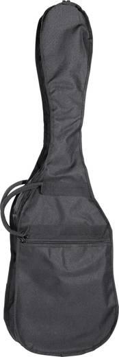 E-Gitarren-Set MSA Musikinstrumente 301750 Schwarz inkl. Tasche, inkl. Verstärker