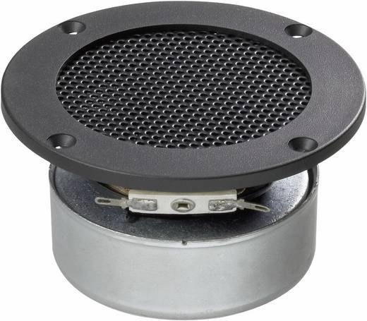 Einbaulautsprecher SpeaKa Professional Dl-1117 25 W 4 Ω Schwarz 1 St.
