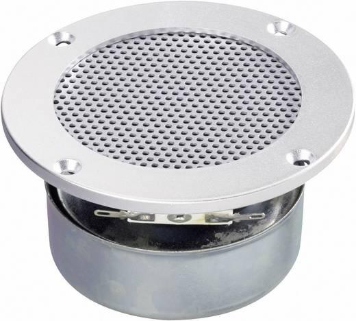 Einbaulautsprecher SpeaKa DL-1117 25 W 4 Ω Silber 1 St.