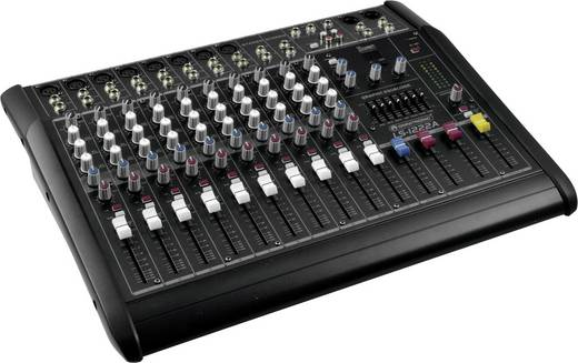 Powermixer Omnitronic LS-1222A 2x 300 W Kanäle:12