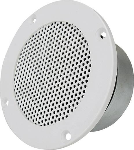 Einbaulautsprecher SpeaKa Professional DL-1117 25 W 4 Ω Weiß 1 St.