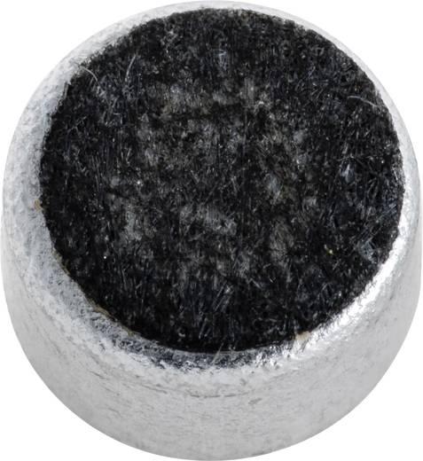 Elektret-Mikrofonkapsel EMY-4530M Betriebsspannung (Details): 2 - 10 V/DC -65 dB Frequenzbereich: 50 - 15 000 Hz Inhalt: