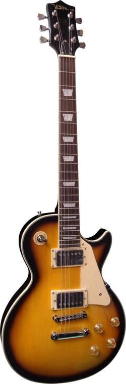 Image of E-Gitarre Vision Guitar LSC-1 Cherryburst