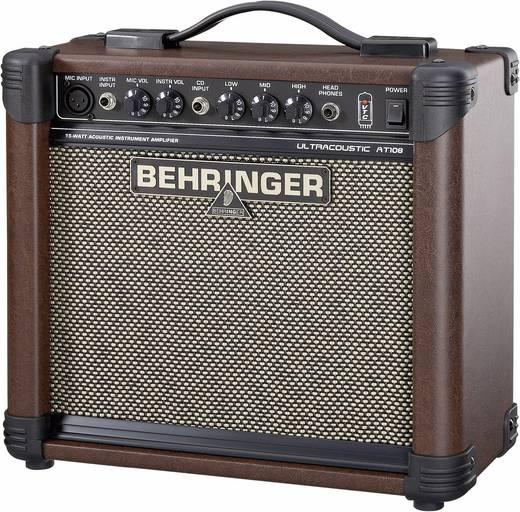 Akustikgitarrenverstärker Behringer AT108 Braun