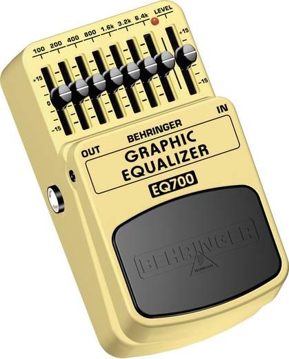 Gitarreneffekt Equalizer Behringer EQ700