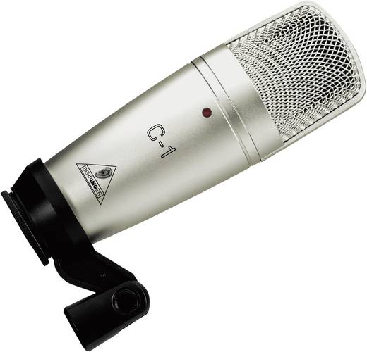 Studiomikrofon Behringer C-1 Übertragungsart:Kabelgebunden inkl. Koffer