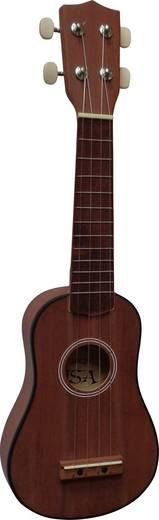 Ukulele MSA Musikinstrumente UK 2 Natur