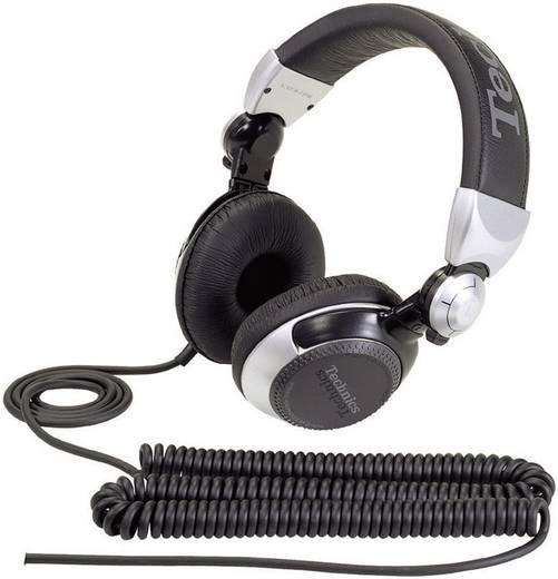 Technics RP-DJ1210 E-S DJ-Kopfhörer