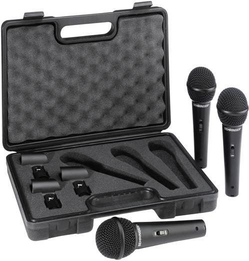 Hand Gesangs-Mikrofon Behringer XM1800S Übertragungsart:Kabelgebunden inkl. Koffer
