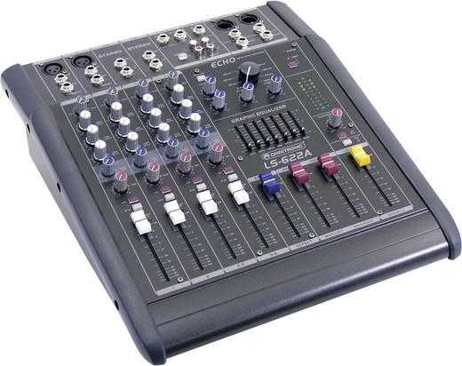 Powermixer Omnitronic LS-622A 2x 150 W Kanäle:6
