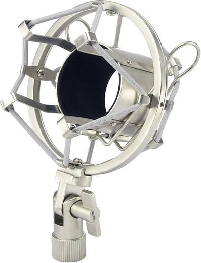 """Mikrofonspinne Mc Crypt SHM-9A Produktabmessung, Ø: 43 mm Innengewinde: 5/8"""""""