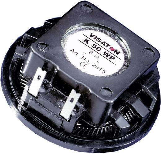 2 Zoll Breitband Lautsprecher-Chassis Visaton K 50 WP 2 W 8 Ω