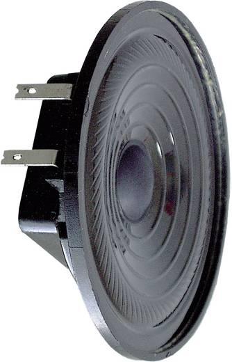 2.5 Zoll 6.4 cm Breitband Lautsprecher-Chassis Visaton K 64 WP 2 W 8 Ω