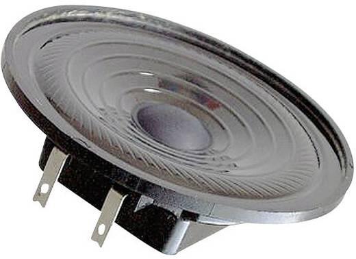2.5 Zoll 6.4 cm Breitband Lautsprecher-Chassis Visaton K 64 WP 2 W 50 Ω